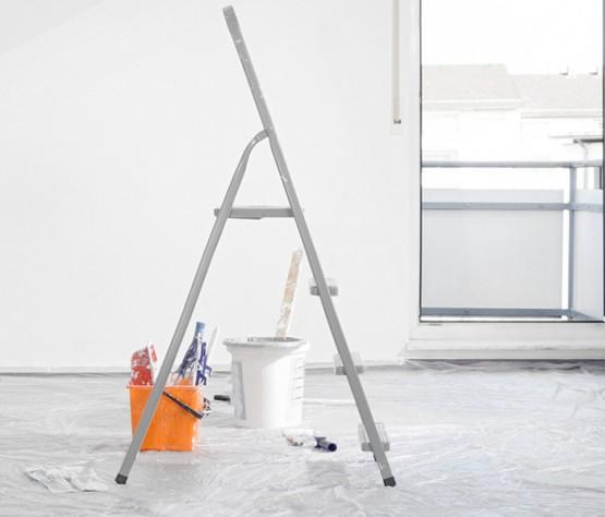 bien préparer les murs avant de peindre : reboucher, lisser ... - Comment Preparer Un Mur Avant De Peindre