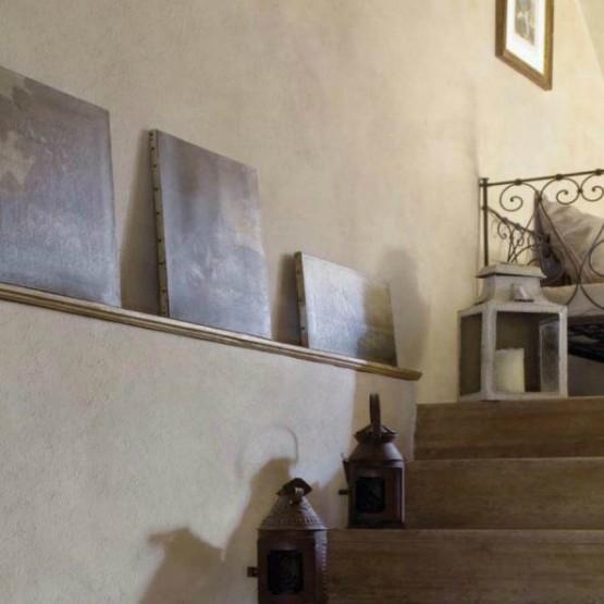 Peinture metal effet rouille murs en cuivre oxyd et - Peindre du metal rouille ...
